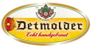 Logo Detmolder Dachmarke Oval quer