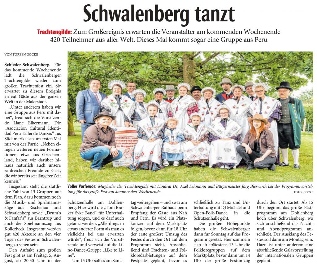 Quelle: Lippische Landeszeitung, 02.08.2016