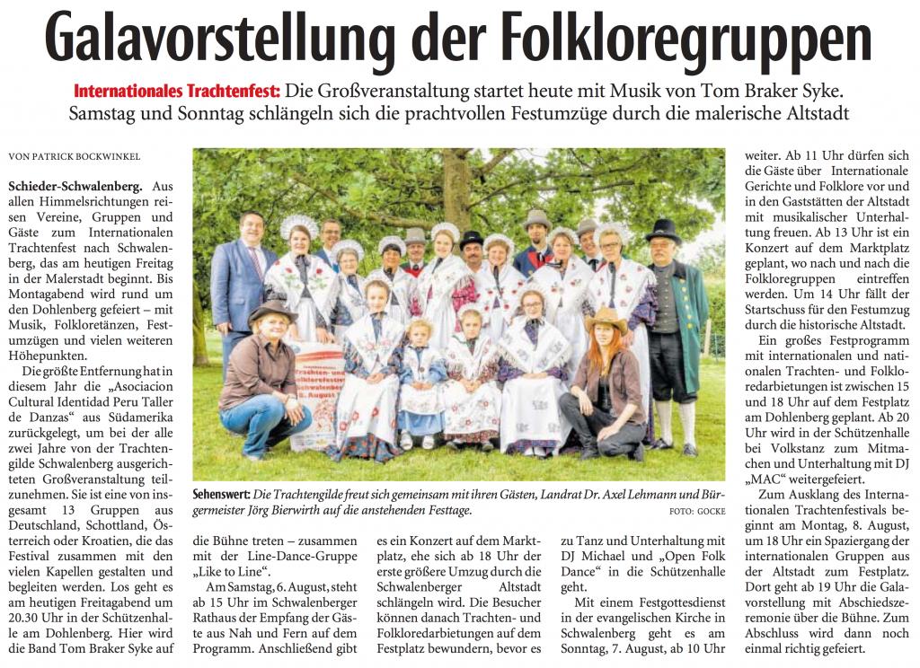 Quelle: Lippische Landeszeitung 05.08.2016