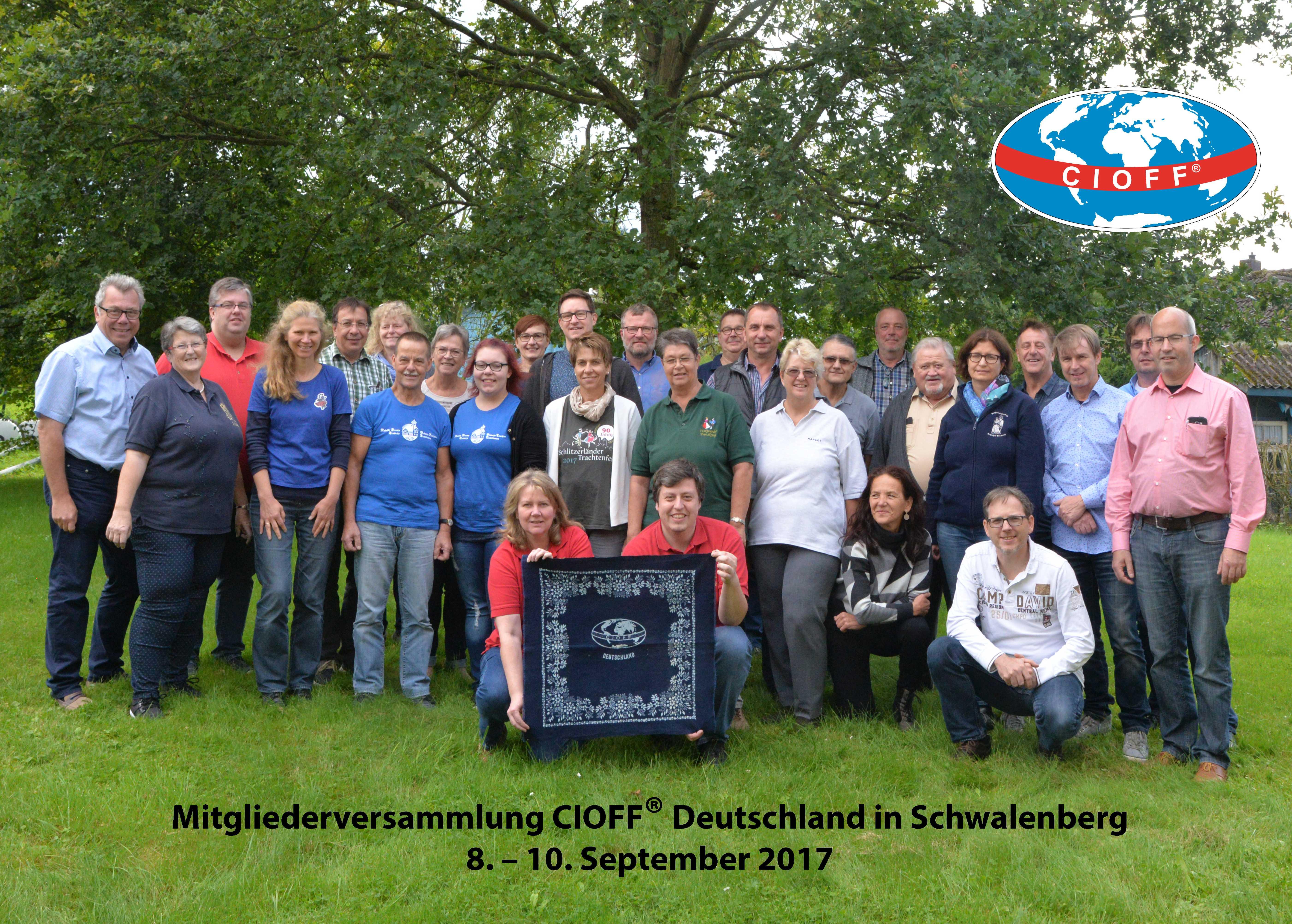 CIOFF® Deutschland zu Gast in Schwalenberg