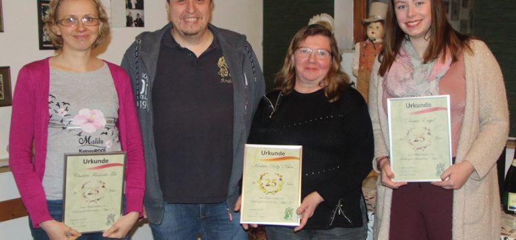 Pressebericht zur Jahreshauptversammlung der Trachtengilde Schwalenberg