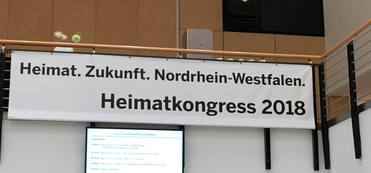 Heimatkongress in Münster